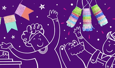 2 Creative Kids' Birthday Decoration Ideas