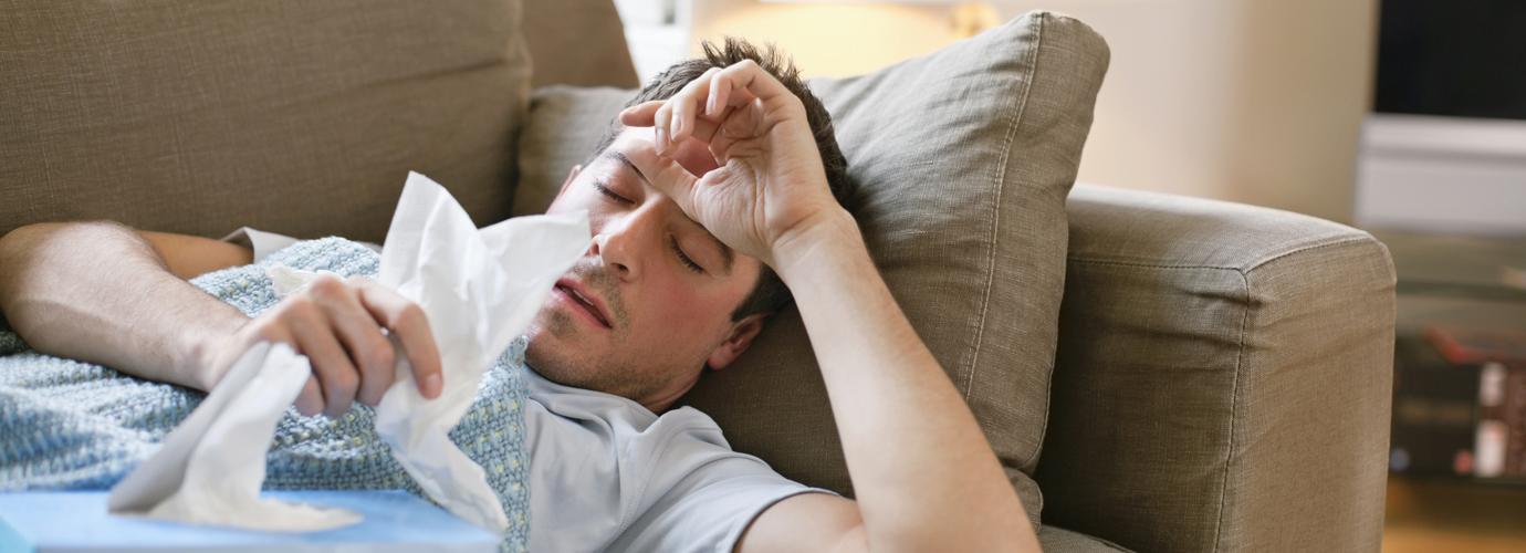 Debunking 'man flu' in 3 arguments