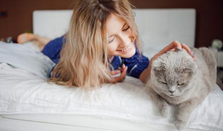 cat allergy symptoms