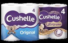 Cushelle Toilet Tissue