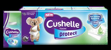 Discover NEW Cushelle Facial Tissues