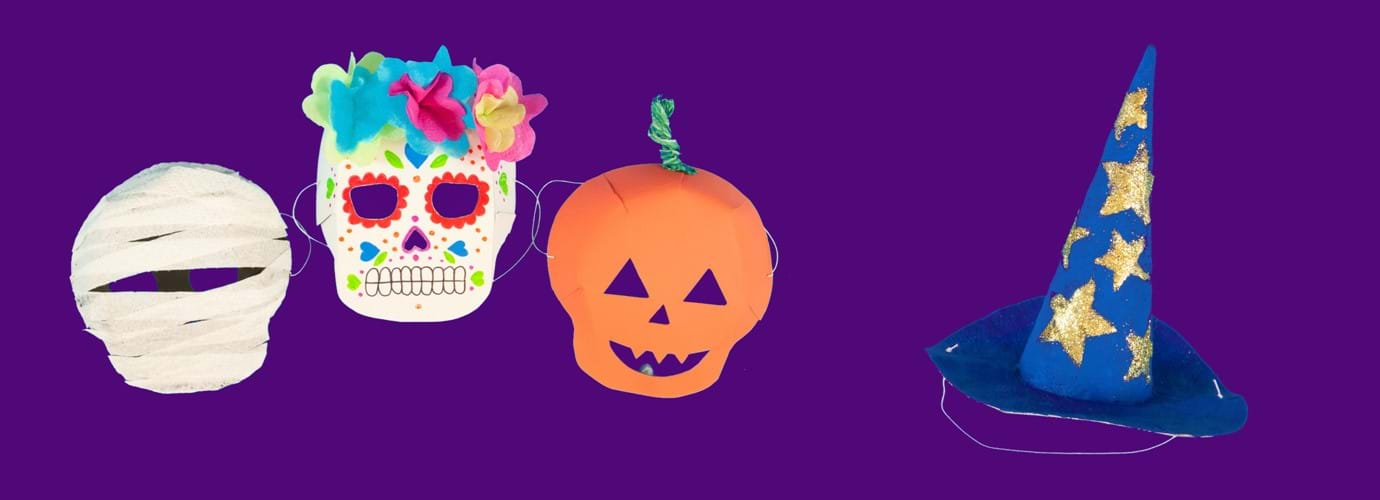 2 Seriously Spooky DIY Halloween Costumes For Kids